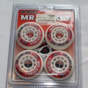 Base Mr.Hockey Rollen 4er Set