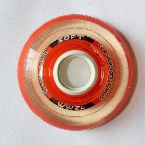 Labeda Millenium Rollen 72mm Soft