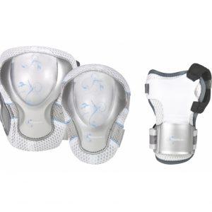 Powerslide Schutzset Pro Air Pure 3er Pack