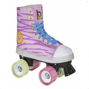 Playlife Lunatic LED pink - Rollschuhe