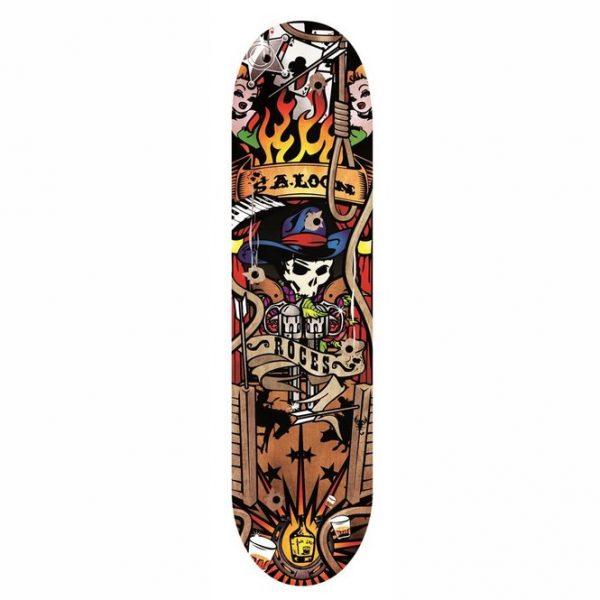 Roces Skateboard Cowboyy