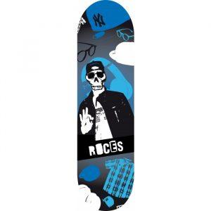 Roces Skateboard Skull Boy